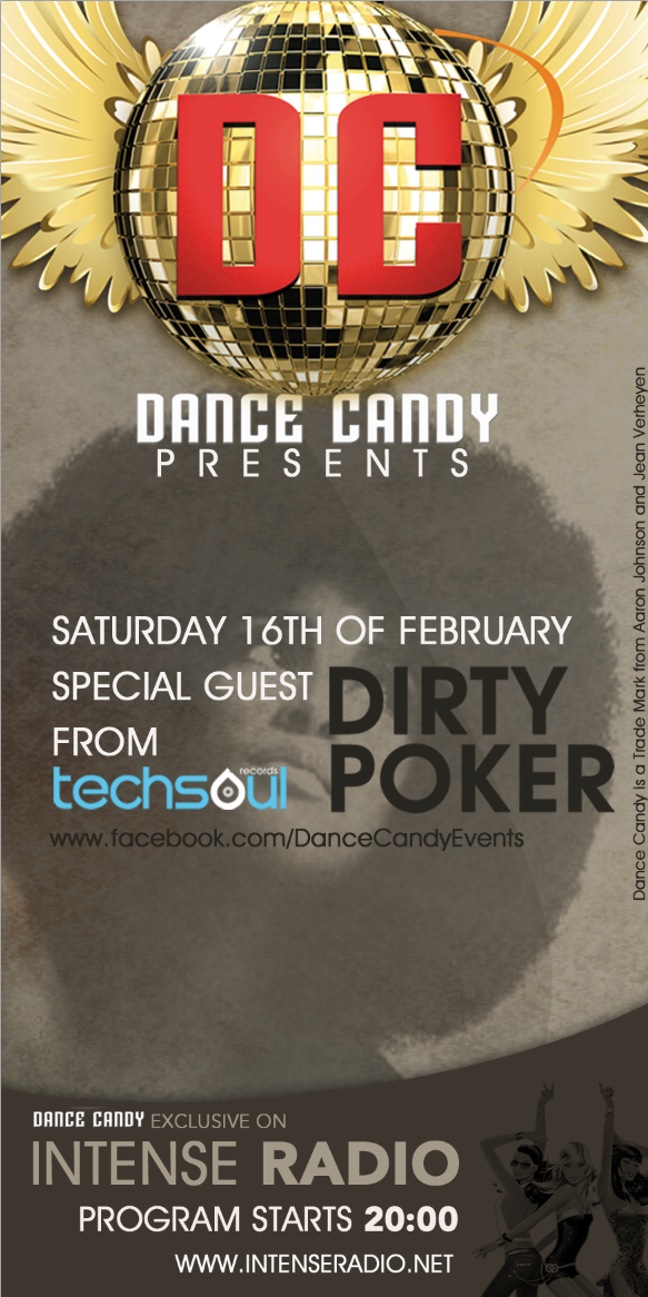 Dance candy special intense radio we love dance the for 90s house tracks
